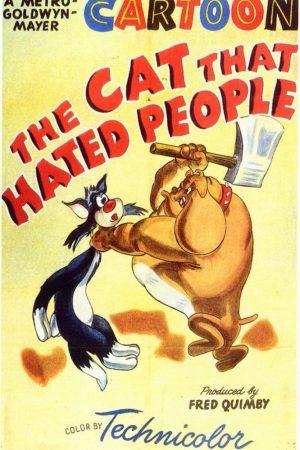 دانلود انیمیشن کوتاه The Cat That Hated People