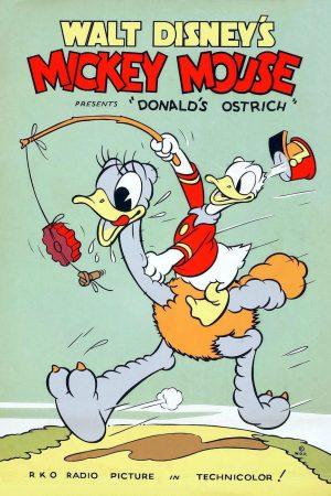 دانلود انیمیشن کوتاه Donald's Ostrich