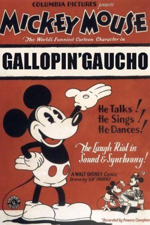 دانلود انیمیشن کوتاه The Gallopin' Gaucho