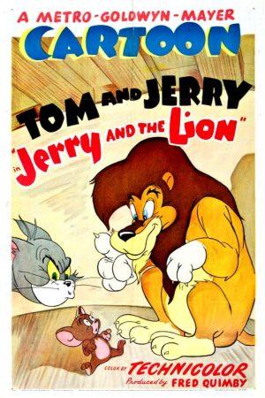 دانلود انیمیشن کوتاه Jerry and the Lion