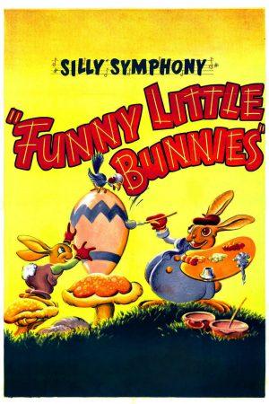 دانلود انیمکیشن کوتاه Funny Little Bunnies