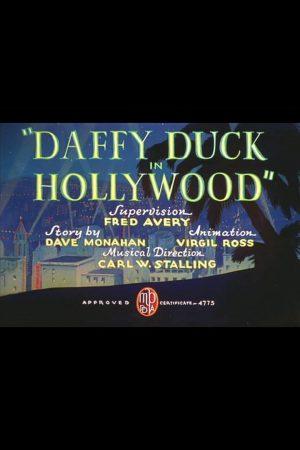 دانلود انیمیشن کوتاه Daffy Duck in Hollywood