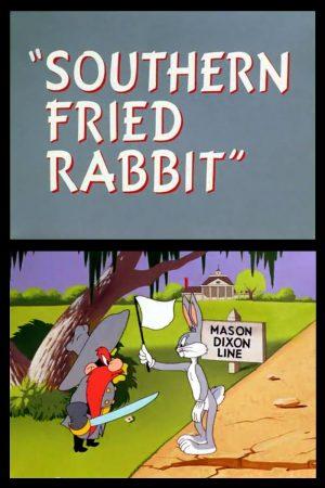 دانلود انیمیشن کوتاه Southern Fried Rabbit