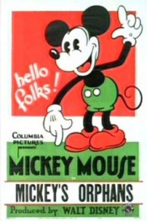 دانلود انیمیشن کوتاه Mickey's Orphans