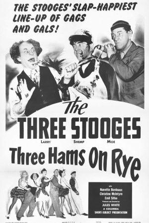 دانلود فیلم کوتاه Three Hams On Rye