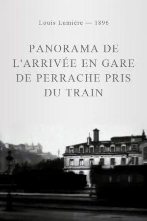 دانلود مستند کوتاه Panorama de l'arrivée en gare de Perrache pris du train
