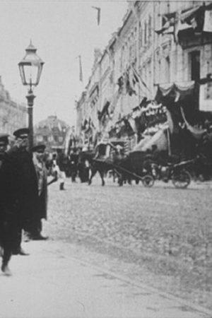 دانلود مستند کوتاه Saint-Pétersbourg, Rue Tverskaïa