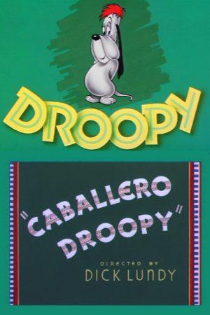 دانلود انیمیشن کوتاه Caballero Droopy