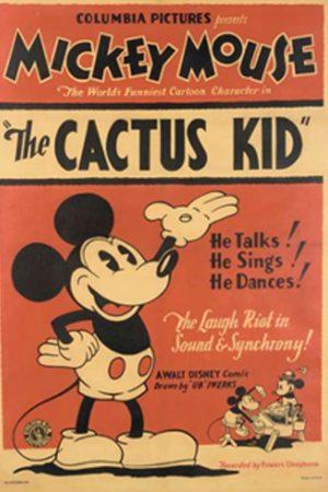 دانلود انیمیشن کوتاه The Cactus Kid