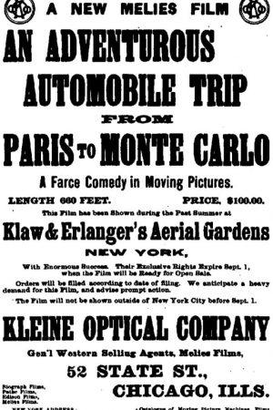 دانلود فیلم کوتاه An Adventurous Automobile Trip