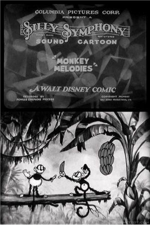 دانلود انیمیشن کوتاه Monkey Melodies