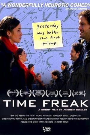 دانلود فیلم کوتاه Time Freak