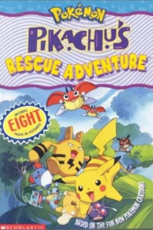 دانلود انیمیشن کوتاه Pokemon: Pikachu's Rescue Adventure