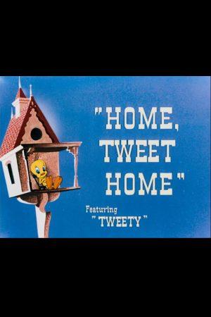 دانلود انیمیشن کوتاه Home, Tweet Home