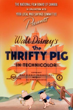 دانلود انیمیشن کوتاه The Thrifty Pig