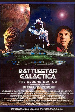 دانلود فیلم کوتاه Battlestar Galactica: The Second Coming