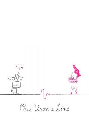 انیمیشن کوتاه Once Upon a Line