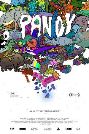 انیمیشن کوتاه Pandas