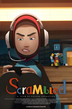 انیمیشن کوتاه Scrambled