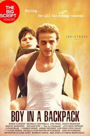 فیلم کوتاه Boy in a Backpack