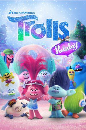 انیمیشن کوتاه Trolls Holiday