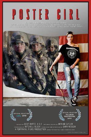 مستند کوتاه Poster Girl