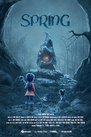 انیمیشن کوتاه Spring