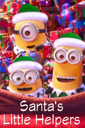 انیمیشن کوتاه Santa's Little Helpers