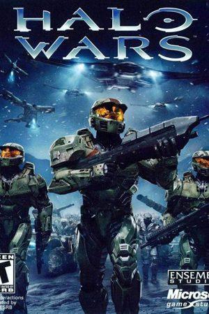 انیمیشن کوتاه Halo Wars