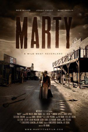 فیلم کوتاه Marty: A Wild West Neverland