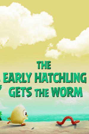 انیمیشن کوتاه The Early Hatchling Gets The Worm
