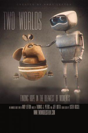 انیمیشن کوتاه Two Worlds