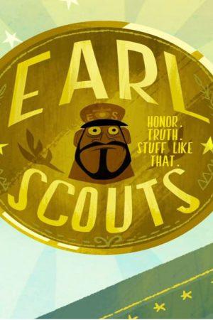 انیمیشن کوتاه Earl Scouts