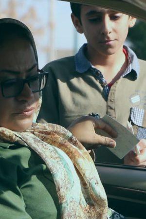 فیلم کوتاه تجربی ۱۰۰ ثانیه ای مکث از معین میرزاجانی