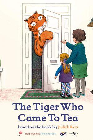 انیمیشن کوتاه The Tiger Who Came To Tea