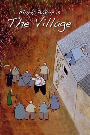 انیمیشن کوتاه The Village