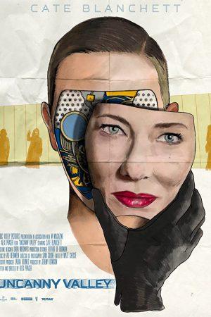 فیلم کوتاه Uncanny Valley با بازی کیت بلانشت