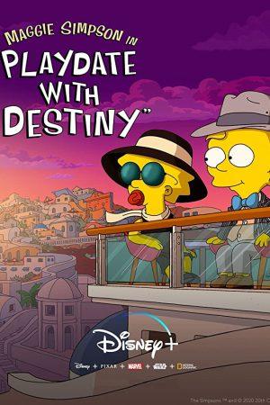انیمیشن کوتاه Playdate with Destiny