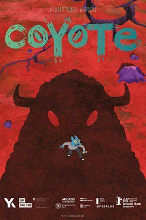 انیمیشن کوتاه Coyote