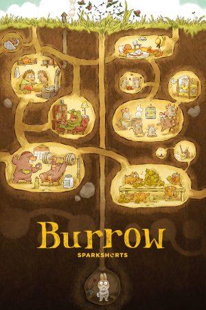 انیمیشن کوتاه Burrow