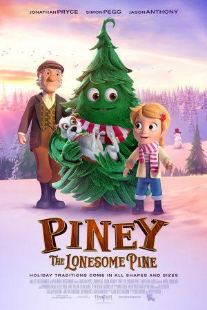 انیمیشن کوتاه Piney: The Lonesome Pine