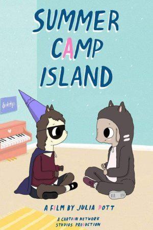 انیمیشن کوتاه Summer Camp Island