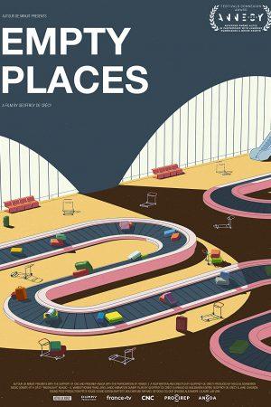 انیمیشن کوتاه Empty Places