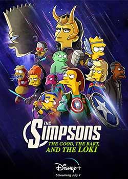 انیمیشن کوتاه The Simpsons: The Good, the Bart, and the Loki