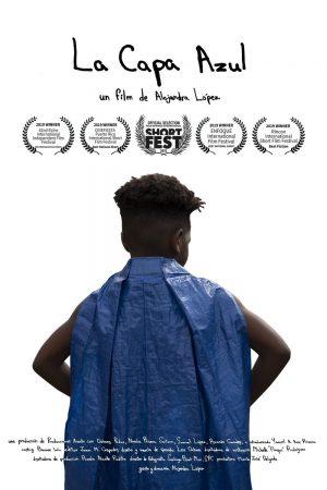فیلم کوتاه The Blue Cape