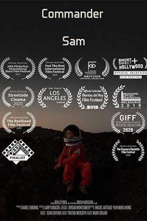 انیمیشن کوتاه Commander Sam