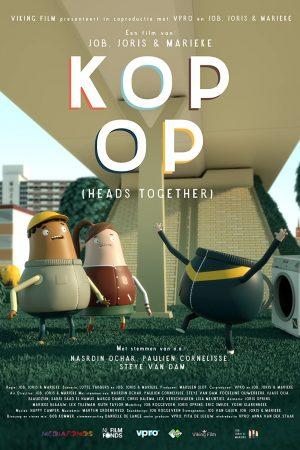 انیمیشن کوتاه Kop Op